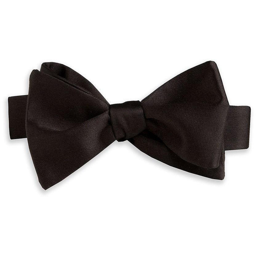 Satin Self-tie Bow Tie