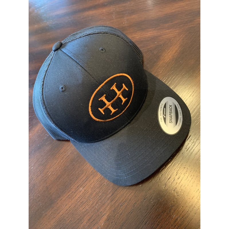 """H"" Logo Trucker Hat"