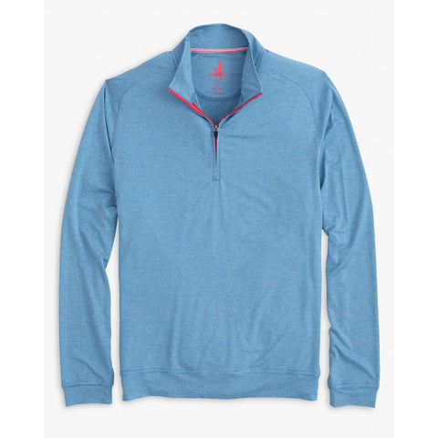 Perth Stretch Loop Terry Quarter-Zip