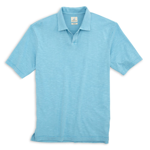 Solid Mercerized Cotton Polo