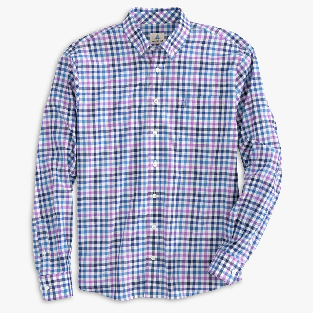 Damien Hangin' Out Button Down Shirt