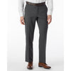 100% Wool Slim Fit Flat Front Dress Pant