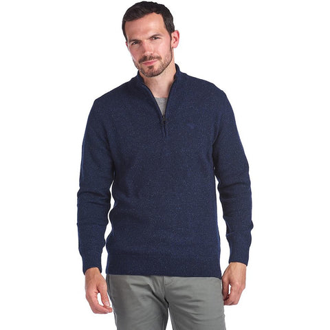 Merino Wool 1/4 Zip Sweater