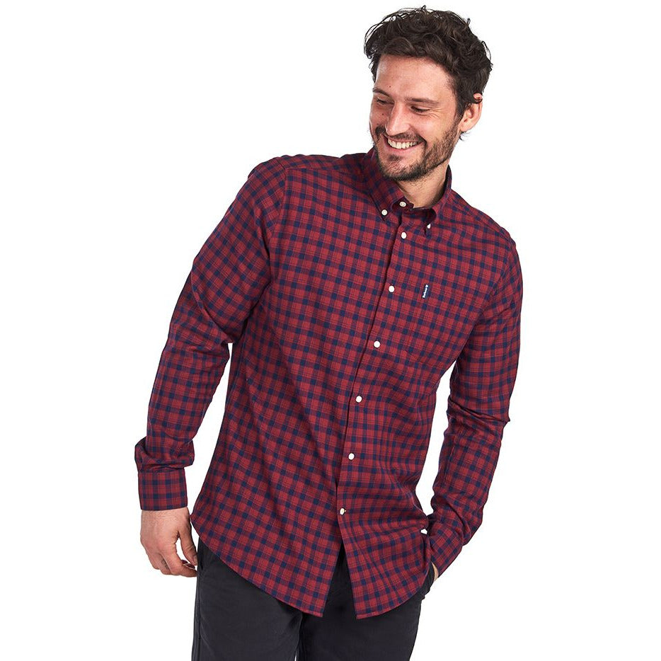 Country Check 14 Tailored Shirt