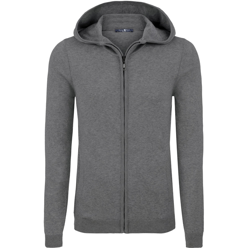 Natural Heather Hoodie
