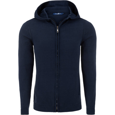 Melange Knit Performance Henley
