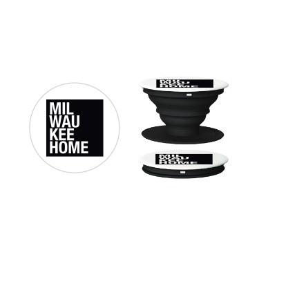 "MKE Home 2.5"" x 2.5"" Sticker"