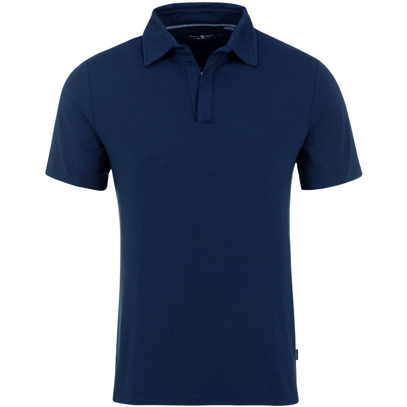 Micro Modal Button-less Polo