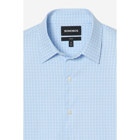 Plaid Performance Sport Shirt