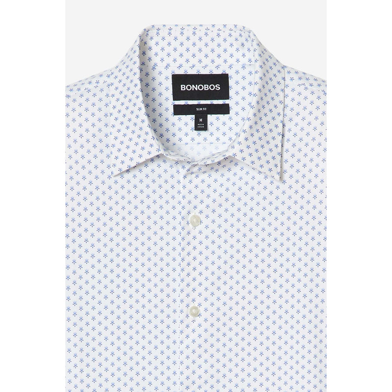 Tech Button Down Shirt
