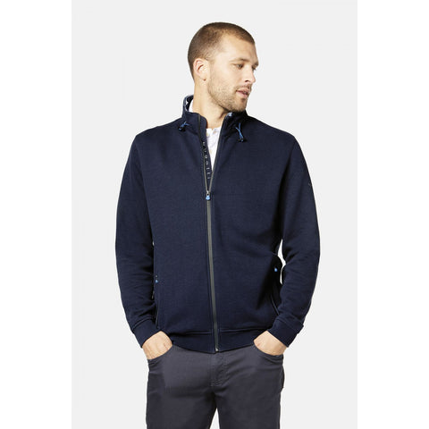 Galway Stretch Loop Terry Quarter-Zip Vest