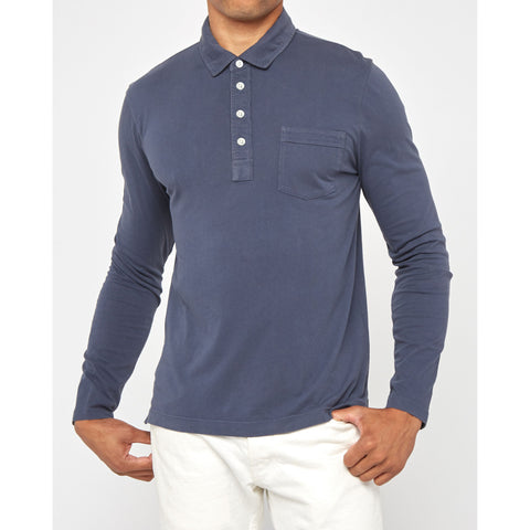 Pima Cotton Pique Polo