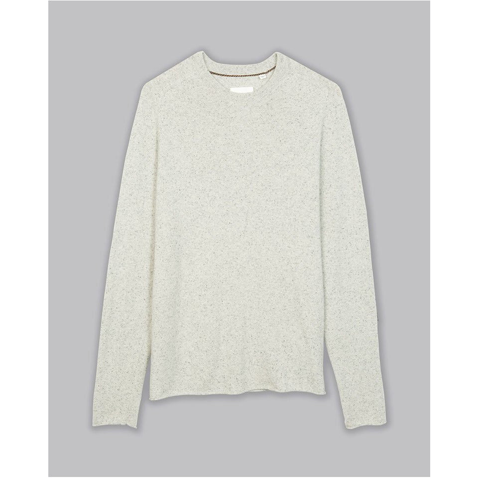 FINAL SALE - Billy Reid Heirloom Saddle Crew Neck Sweater