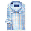 David Donahue Trim Fit Classic Dress Shirt