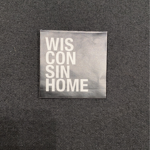 "MKE Home 3.5"" x 3.5"" Sticker"