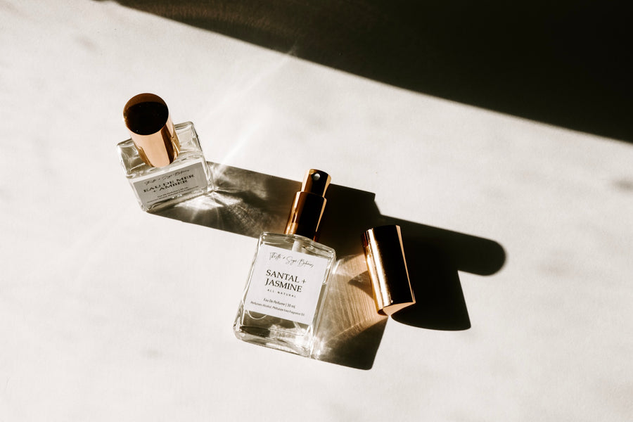 Santal + Jasmine Eau De Parfum ALL NATURAL