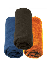 Hemp & Cotton Receiving Blanket - 3 Pack