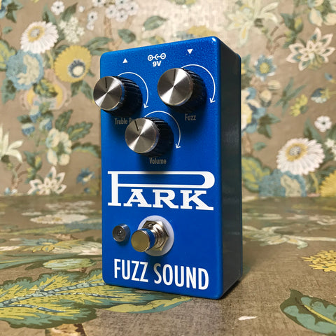 EarthQuaker Devices Park Sound Fuzz