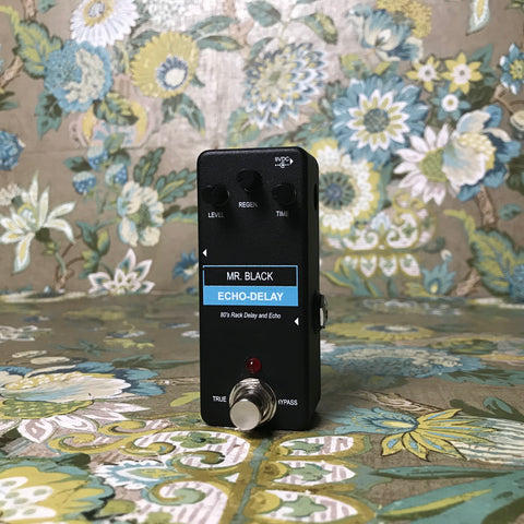 Mr. Black Mini Echo-Delay