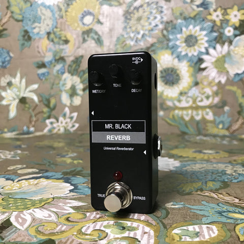 Mr. Black Mini Reverb
