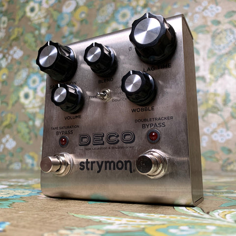 Strymon Deco Tape Saturator