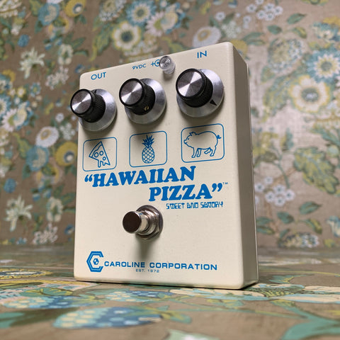 Caroline Guitar Company Hawaiian Pizza