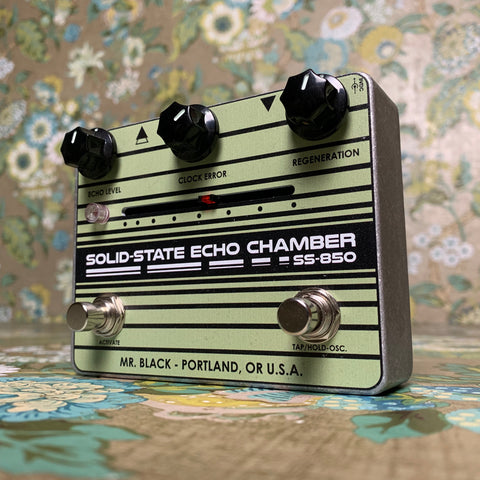 Mr. Black Solid State Echo Chamber
