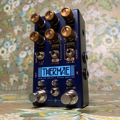 Chase Bliss Audio Thermae Analog Delay & Pitch Shifter