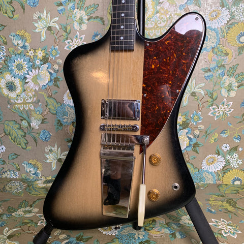 Scale Model Guitars F-Bird with Maestro