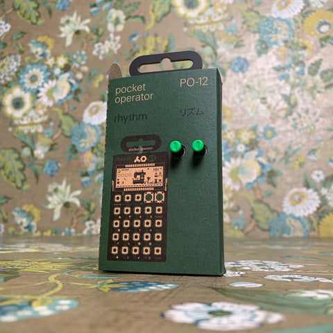 Teenage Engineering Pocket Operator PO-12 - Rhythm