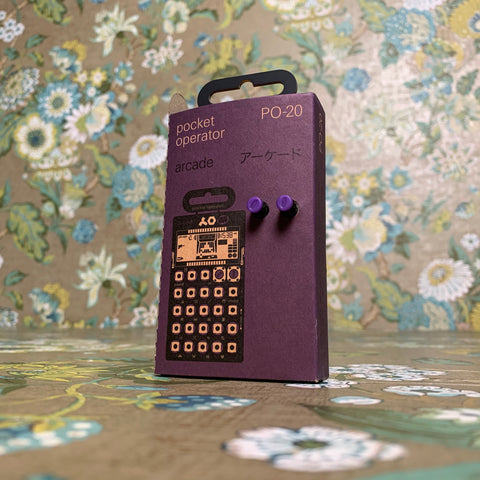 Teenage Engineering Pocket Operator PO-20 - Arcade