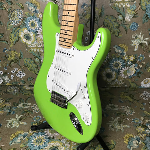 Fender FSR Player Series Stratocaster Electron Green