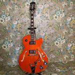 Epiphone Emperor Swingster Sunrise Orange 2011