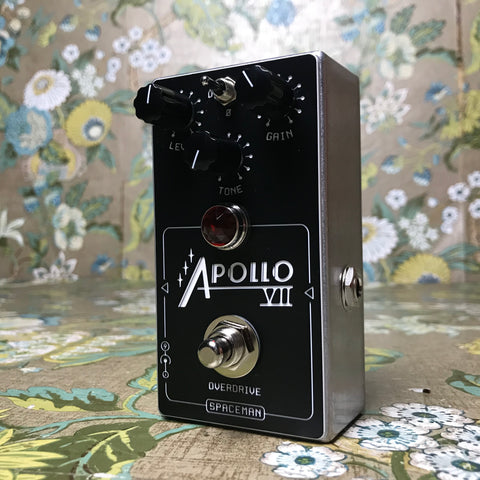 Spaceman Effects Apollo VII Overdrive