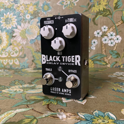 Greer Amps Black Tiger