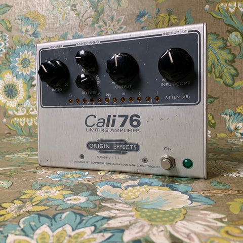 Origin Effects Cali76 Limiting Amplifier TX-L