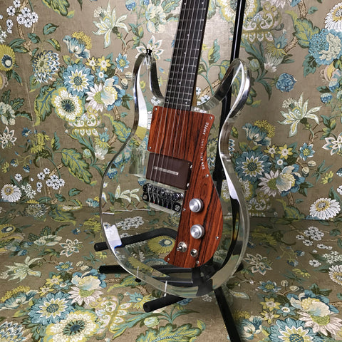 Ampeg Dan Armstrong Lucite Guitar Reissue