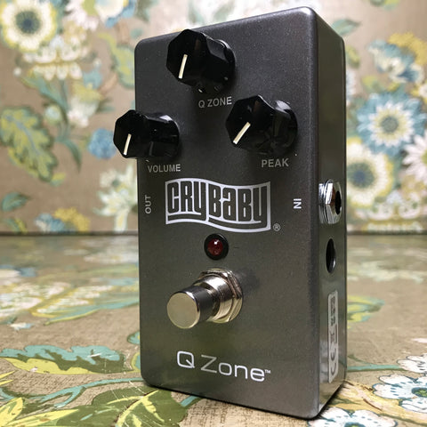 MXR Cry Baby Q Zone Fixed Wah