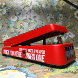 Dunlop Tom Morello Cry Baby Wah
