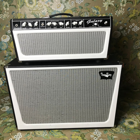 Tone King Galaxy with IronMan Attenuator