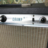 Fender Champ Silverface 1975