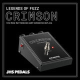 JHS Legends of Fuzz : Crimson