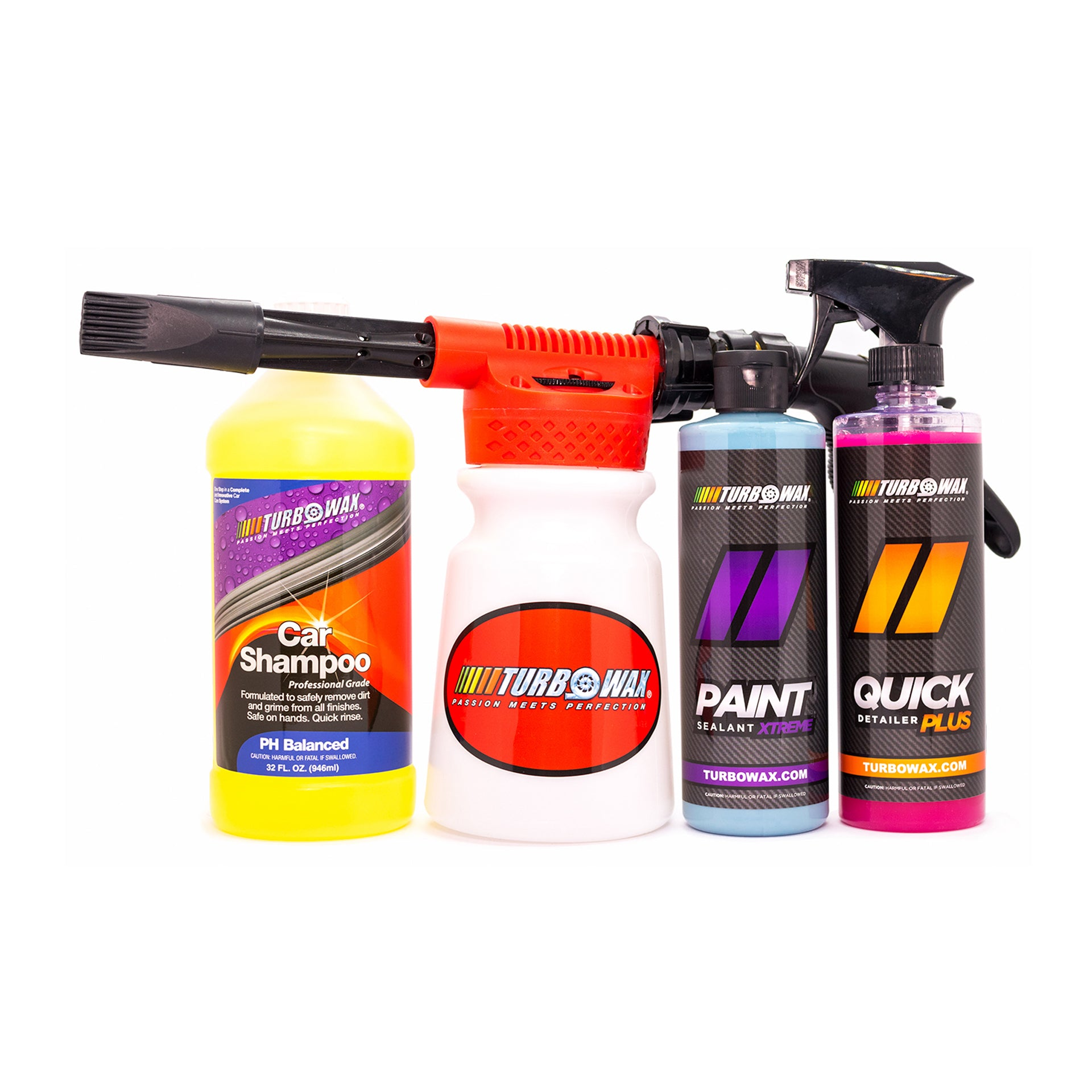 Turbo Wax Wash Plus Kit - Turbo Wax Store