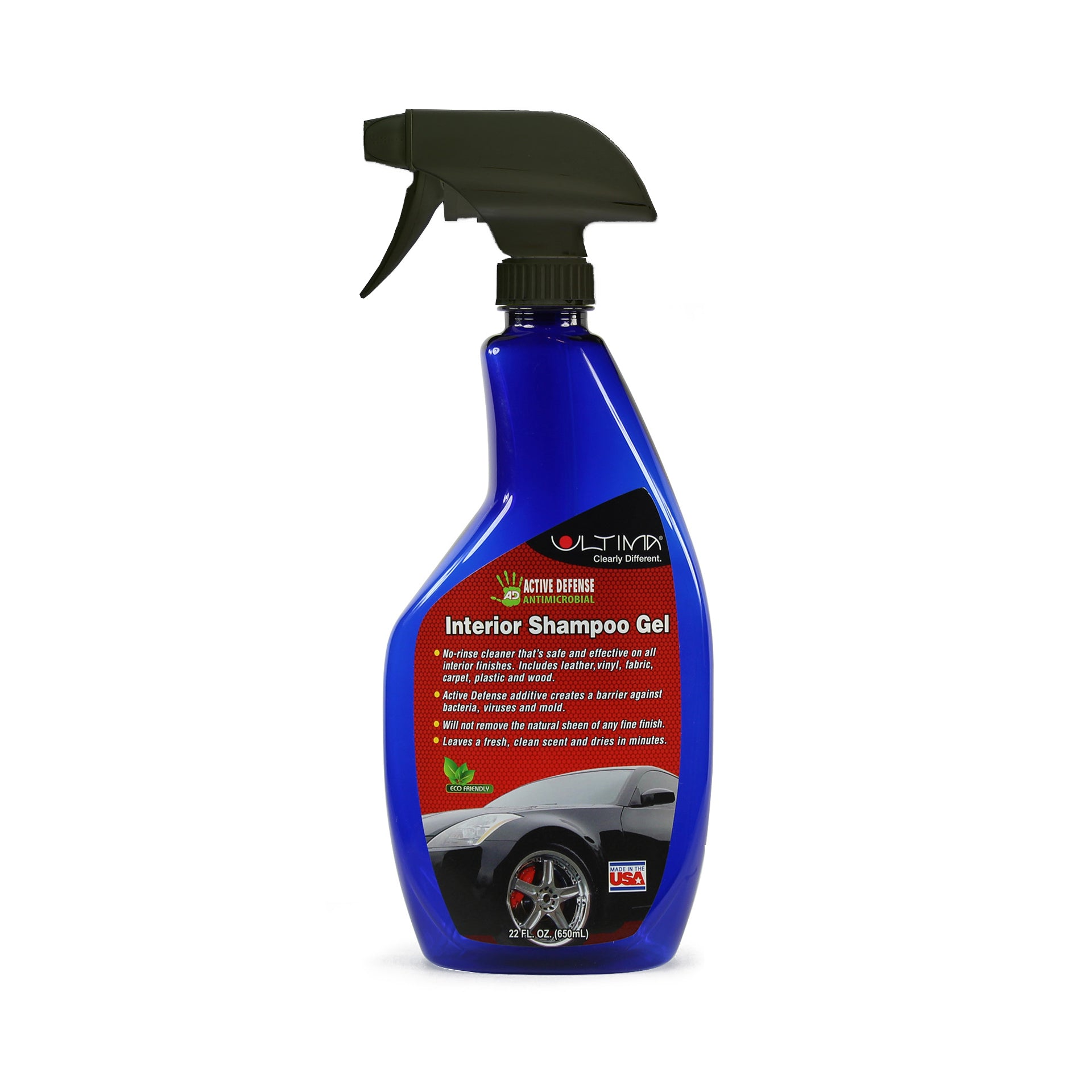 Ultima Interior Shampoo Gel - Turbo Wax Store
