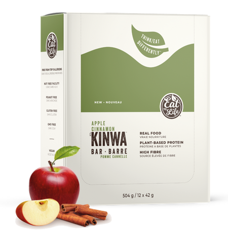 Apple Cinnamon KINWA Bars