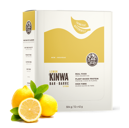 Lemon KINWA Bars