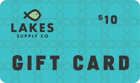 Lakes Supply Co Gift Card