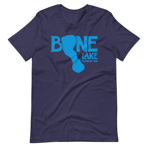 bone-lake-minnesota-tee-navy-heather-unisex