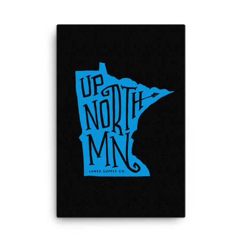 Up North MN Canvas Print