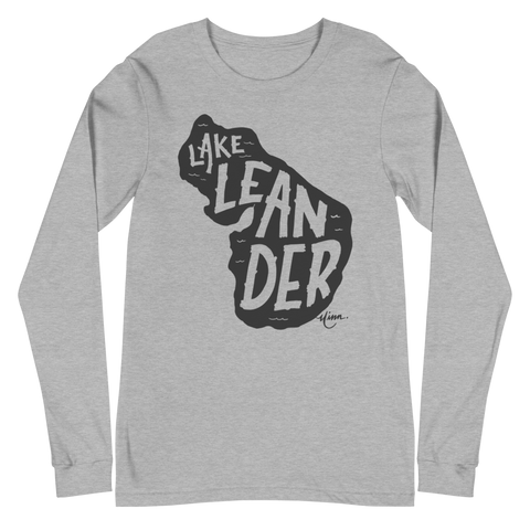 Lake Leander Long Sleeve Tee - Urban